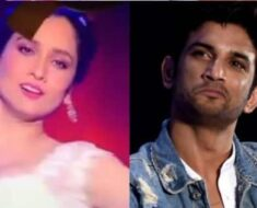Ankita shares her emotional speech for Sushant Singh Rajput on ZEE Rishtey awards