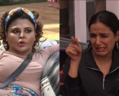 Twitter is divided after ugly fight between Rakhi Sawant and Jasmin Bhasin