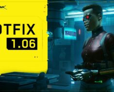 Cyberpunk 2077 Gets Hotfix 1.06, 8MB Save File Size Limit on PC Removed