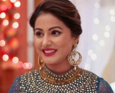 Hina Khan RETURNS as Akshara in an Awards Function