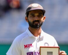 India vs Australia: Ajinkya Rahane Becomes First Recipient of Prestigious Australian Medal
