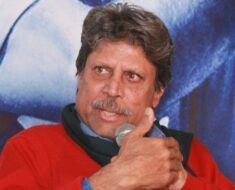 India vs Australia: Kapil Dev