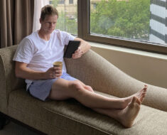 India vs Australia: Steve Smith Enjoys A Little Downtime Ahead of First Test