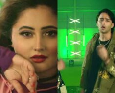 Shaheer and Rashami in all new avatars for their new music video, WATCH TEASER!!