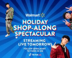 Walmart Partners With TikTok to Sell Merchandise While Livestreaming