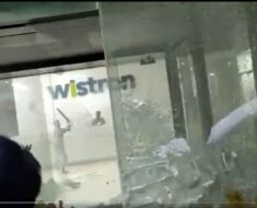 Wistron Estimates Over Rs. 437 Crore-Loss in Employee Violence at Karnataka Plant