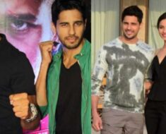Akshay Kumar, Rakul Preet Singh wish 'dilli da Munda' Sidharth Malhotra on 36th birthday