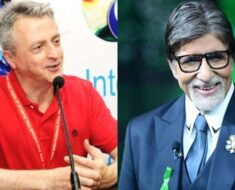 Amitabh Bachchan known in West just like Maradona in India: Argentina's Pablo Cesar