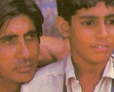 Amitabh Bachchan remembers son Abhishek's first autograph