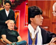 Anupam Kher cherishes friendship bond with SRK with throwback photo and it's priceless!