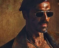 Dhaakad: Arjun Rampal's antagonist avatar Rudraveer first look revealed