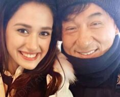Disha Patani shares throwback pictures with Jackie Chan