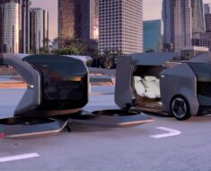 GM Unveils Flying, Self-Driving Cadillac at CES 2021