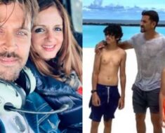 Hrithik Roshan's ex-wife Sussanne Khan pens heartfelt note on his birthday, shares unseen pictures