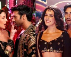 Isabelle Kaif shares first look of new film Suswagatam Khushaamadeed, fans compare her to Katrina