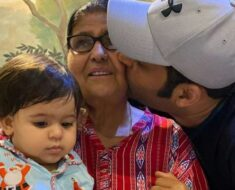 Kapil Sharma shares endearing pics from mother's birthday celebration, featuring daughter Anayra