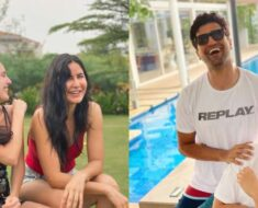 Katrina Kaif, Vicky Kaushal new year celebration pictures lead fans to speculate they were together