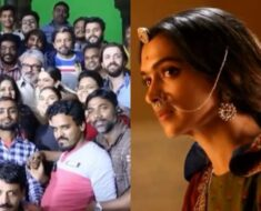 Padmaavat turns 3: Deepika Padukone gets teary-eyed, shares unseen BTS video