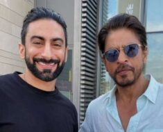 Shah Rukh Khan's latest picture breaks the internet