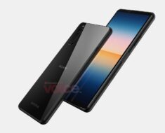 Sony Xperia 10 III Leaked Renders Show Thick Bezels, Triple Rear Camera Setup