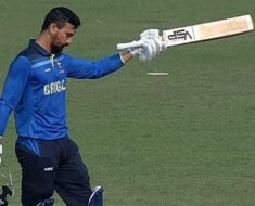 Syed Mushtaq Ali Trophy: Bengal's Vivek Singh slams first T20 ton of the year