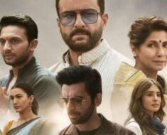 Tandav about ambitious people and pressure: Saif Ali Khan