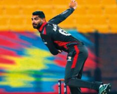We Felt like We Gained a Lot from IPL: UAE skipper Ahmed Raza