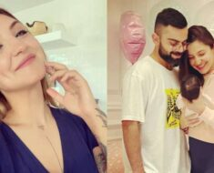 Anushka Sharma's American doppelganger Julia Michaels reacts to Vamika's pic