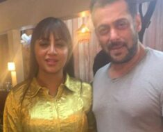 Arshi Khan reveals Salman Khan's reaction to her Lady Gaga inspired dress
