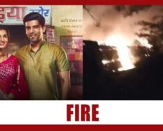 FIRE breaks out on the sets of Pandya Store - Telly Updates