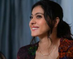 Kajol shares some 'Covid thoughts'