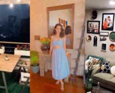 Kangana Ranaut shares before & after look of her parents' Mumbai home after she gives it makeover