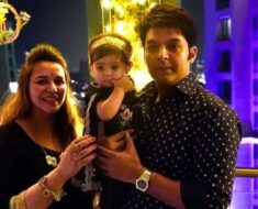 Kapil Sharma and wife Ginni Chatrath blessed with baby boy