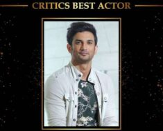 Late Sushant Singh Rajput honoured with Dadasaheb Phalke award for 'Critic's Best Actor'