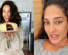 Lisa Haydon to welcome third child in June; announces with an adorable video