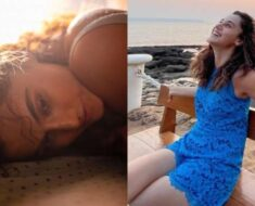 Looop Lapeta: Taapsee Pannu wonders if she is worth 'so much love' she received on set; shares pic