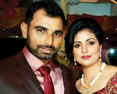 Mohammed Shami's Wife Hasin Jahan Drops His Surname From Daughter's Name