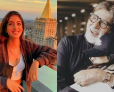 Navya Nanda to join family business, Big B lauds her 'Project Naveli'