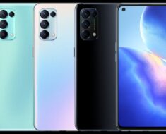 Oppo Reno 5K With Snapdragon 750G SoC, Quad Rear Cameras Launched: Specifications
