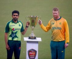 Pakistan vs South Africa 2021: South Africa Wins Toss, Elects To Field In 1st T20