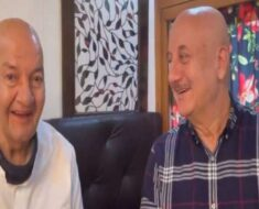 Anupam Kher gives sneak peek into candid conversation with Prem Chopra
