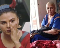 Rakhi Sawant urges fans to pray for her mother who is undergoing cancer treatment