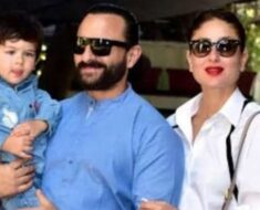 Saif Ali Khan expresses gratitude as wife Kareena Kapoor Khan delivers second baby
