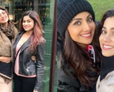 Shilpa Shetty pens cute shayari for Shamita on her birthday, says 'Dil ke sabse kareeb hai sis'