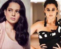 Taapsee Pannu tweets about how not to become a propaganda teacher for others; Kangana Ranaut reacts