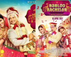 Babloo Bachelor Movie (2021) Cast, Roles, Trailer, Story, Release Date, Poster