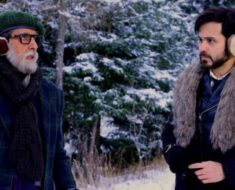 Chehre: Amitabh Bachchan, Emraan Hashmi in new pic leave fans curious ahead of trailer launch