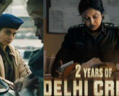 Delhi Crime turns 2: Rasika Dugal shares video; Shefali Shah says 'feel empowered to be part of it'