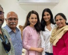 Kangana Ranaut gives shout out to Tejas director: 'Not easy for outsiders'