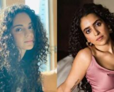 Kangana Ranaut is all praises for Sanya Malhotra in Pagglait, says 'you deserve everything'